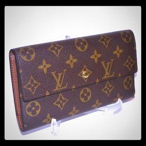 Louis Vuitton Mono Porte Treasure 🌸WOC🌸